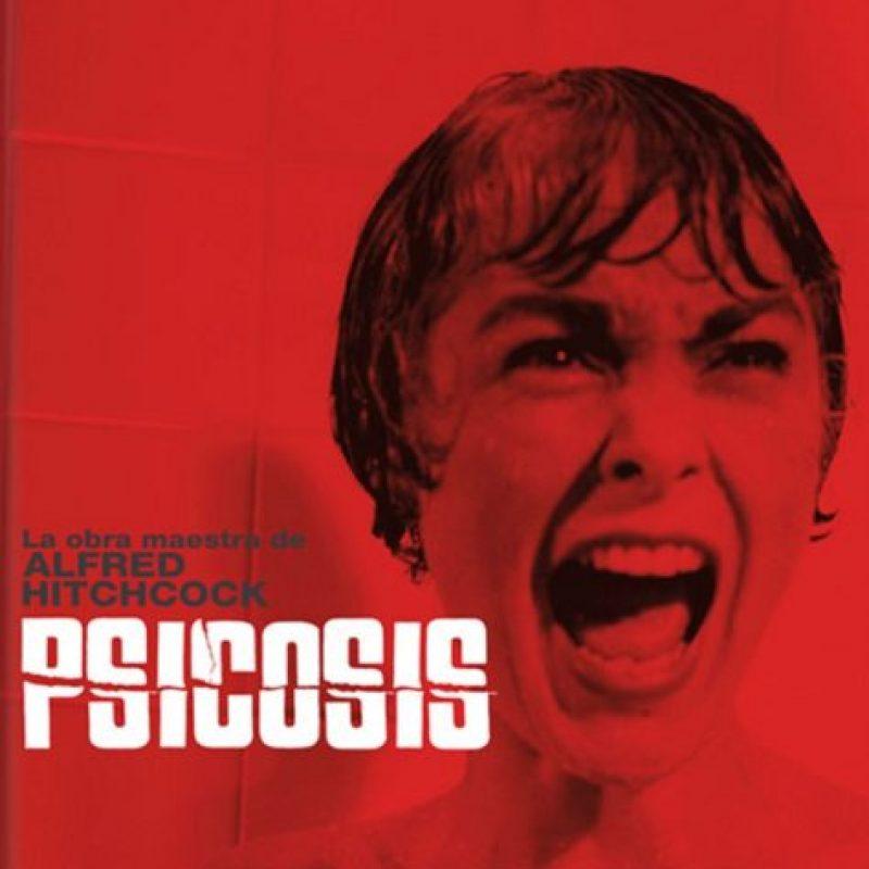 """2- """"Psicosis"""" (1960). Foto:vía Netflix"""