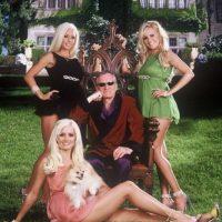 """El reality que las lanzó a la fama se llamaba """"Girls of the Playboy Mansion"""". Foto:vía E!"""