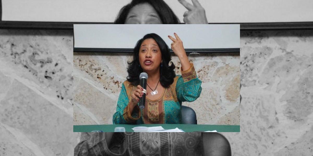 Guadalupe Valdez afirma desigualdad de la campaña no ha podido borrar la dignidad