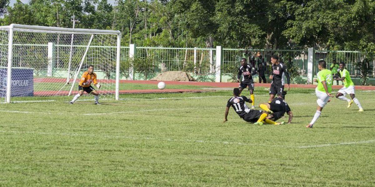 Vega Real supera a Moca FC en LDF Banco Popular