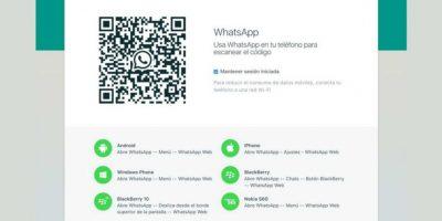 Está disponible para Windows y Mac. Foto:WhatsApp