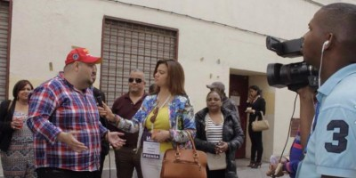 Retraso en conteo de votos en España