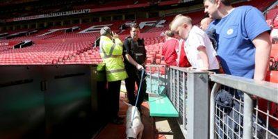 Suspenden partido de la Premier League por