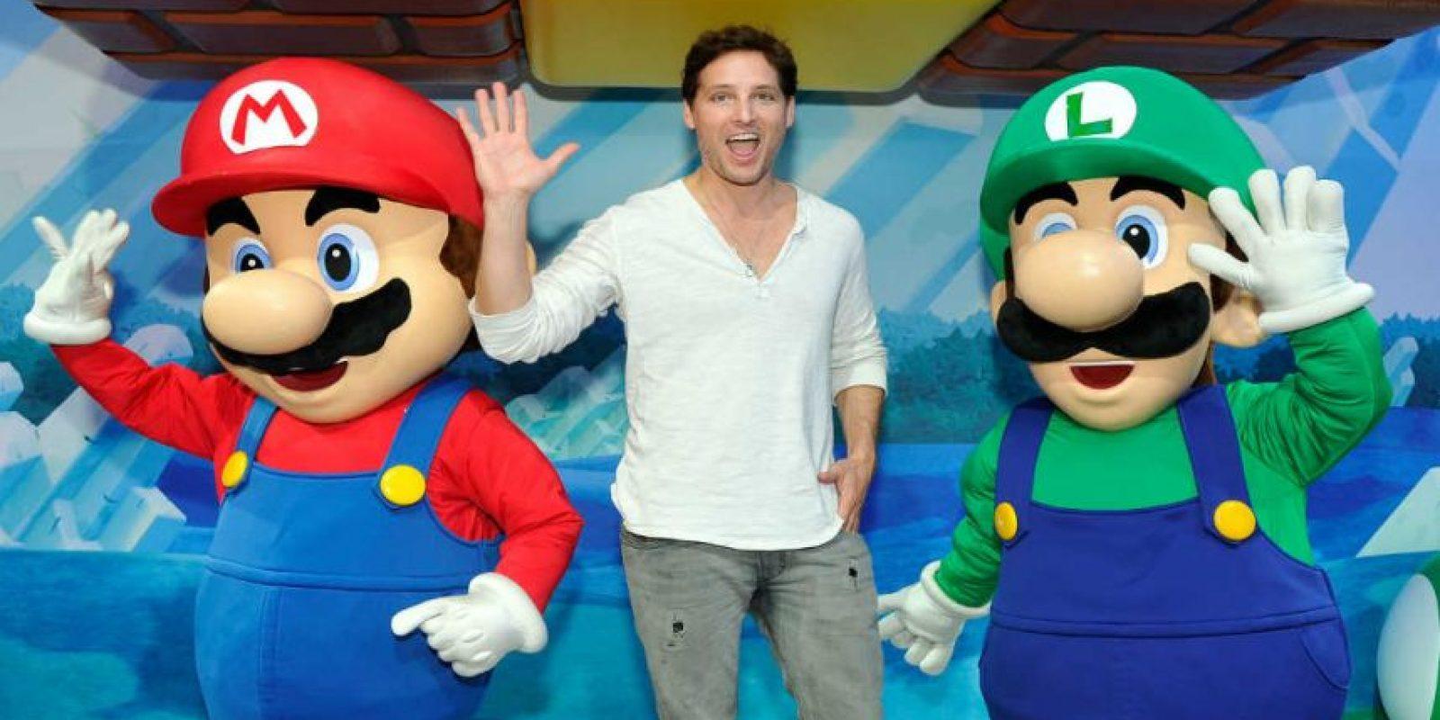 """""""Nintendo DS"""" es la consola más vendida en el mundo. Foto:Getty Images"""