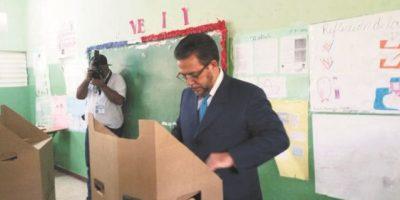 """Guillermo Moreno: """"Derecho  al voto para fortalecer la democracia"""""""