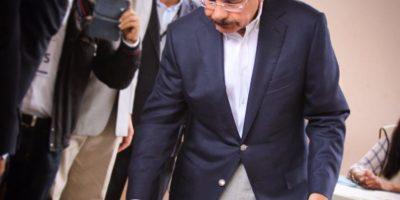 Medina se perfila como virtual ganador de comicios con 61.99 % de los votos