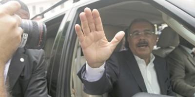 Boletín: Reelección de Danilo Medina