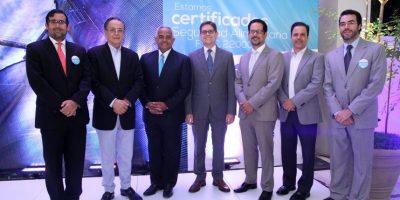 Font Gamundi recibe certificación internacional en seguridad alimentaria