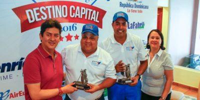 IV torneo de Golf Sto. Dgo. Destino Capital