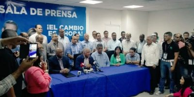 PRM rechaza manera en que la Junta ofrece los boletines
