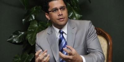 David Collado, el nuevo alcalde del Distrito Nacional