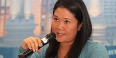 La DEA investiga   a Keiko Fujimori por presunto lavado de dinero