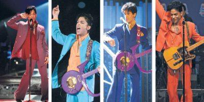 Cómo el estilo extravagante de Prince cambió la ropa Pop