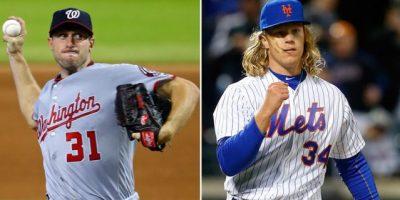 Scherzer vs. Syndergaard: Duelo de lanzadores