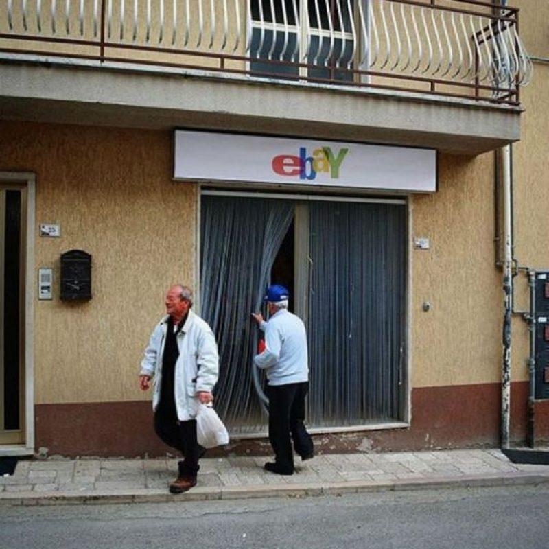 Ebay, con una tienda de segunda mano Foto:instagram.com/biancoshock/