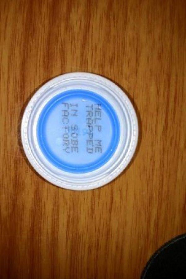 Poco después la empresa informó que se trataba supuestamente de una broma, parte de una campaña de publicidad. Foto:Vía Twitter
