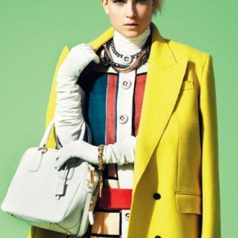 Jana Knauerova es modelo y proviene de la República Checa. Foto: vía Janaknauer.com