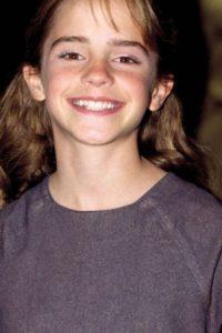 "Emma Watson comenzó en ""Harry Potter"". Foto:vía Getty Images"