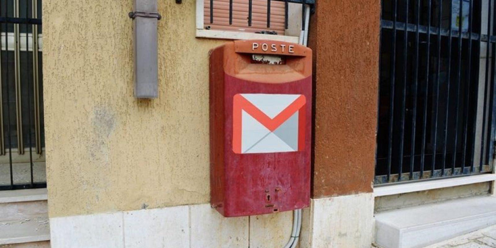Gmail realmente es sólo una oficina de correos más rápido. Foto:www.biancoshock.com/