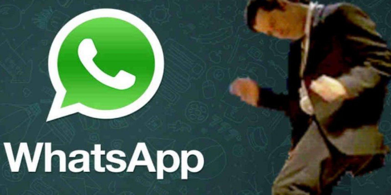 Las recientes herramientas incorporadas a WhatsApp. Foto:Tumblr