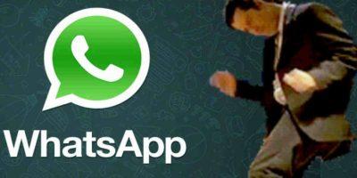 Internet exige a WhatsApp permitir los GIF