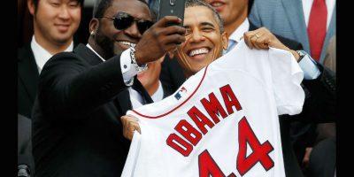 Ni el presidente de EE.UU, Obama, se salvó de esta fiebre. Foto:Getty Images