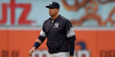 Alex Rodríguez no volvería a la acción por los Yankees el jueves