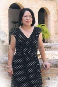 Ana Yee, directora del Museo de Casa Real Foto:Fuente Externa