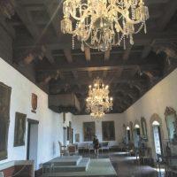 Interior Casas Reales Foto:Fuente Externa.