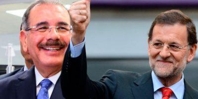 Mariano Rajoy felicita a Danilo por su triunfo en elecciones