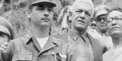 Una canción celebrar aniversario de la muerte de Rafael Fernández Domínguez