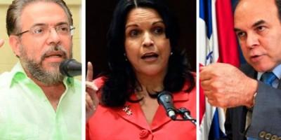 Candidatos que perdieron insisten en que hubo fraude