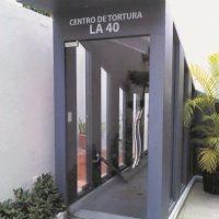"""Imitación de la Carcel """"La 4O"""" Foto:Fuente Externa."""