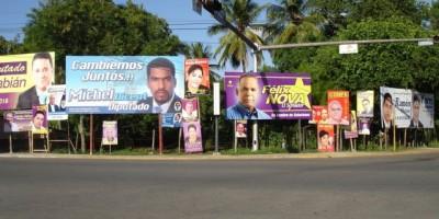 Diputado del PLD reelegido dispone retiro de publicidad en Santiago