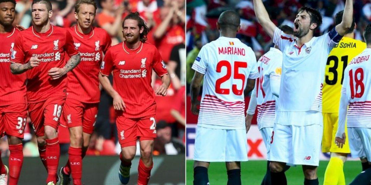 Liverpool vs. Sevilla: En vivo final de la Europa League