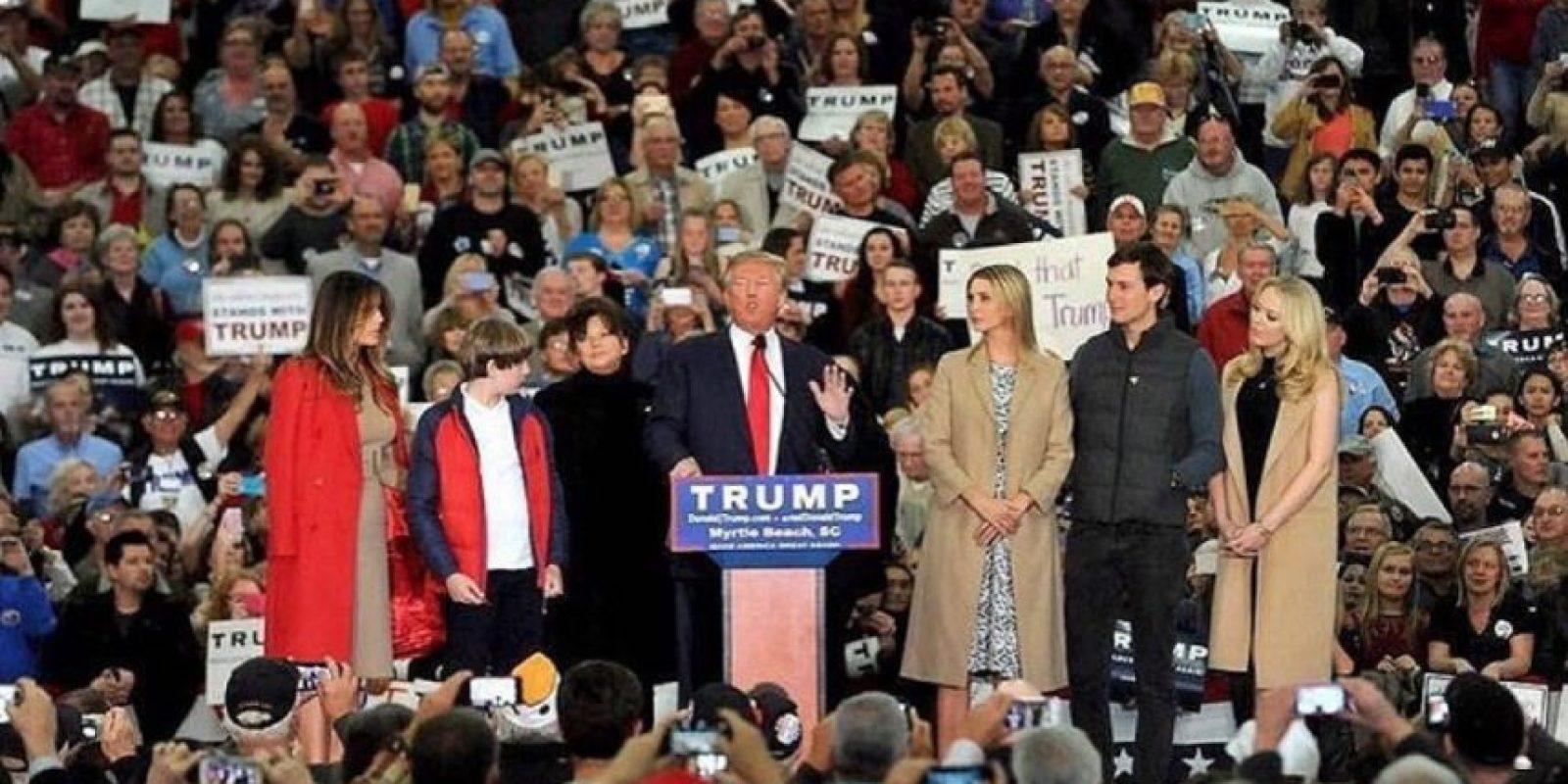 Conozca a Tiffany Trump, la más joven de las hijas de Trump Foto:instagram.com/tiffanytrump/