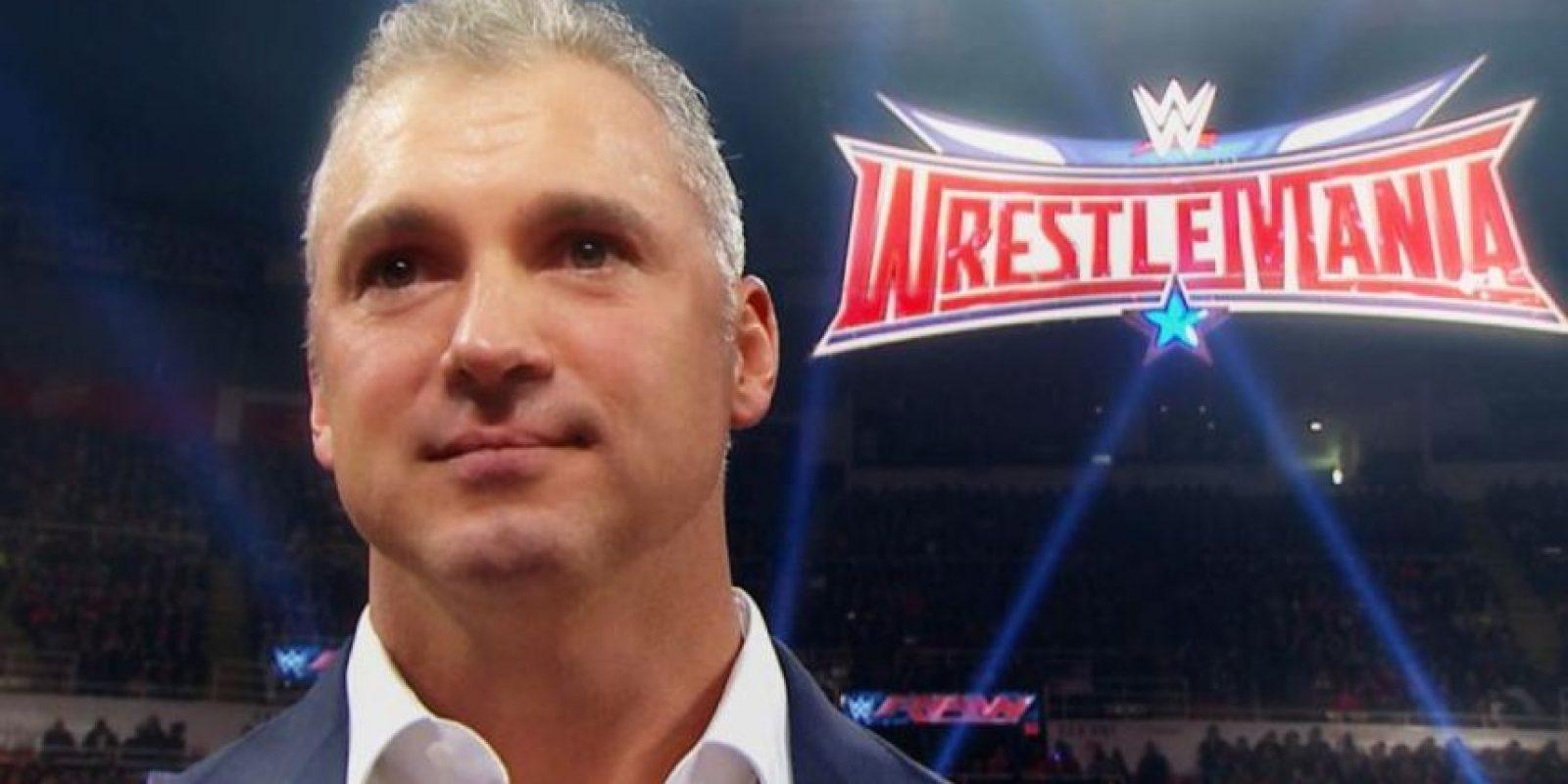 Shane cuenta con 2% de las acciones Foto:WWE