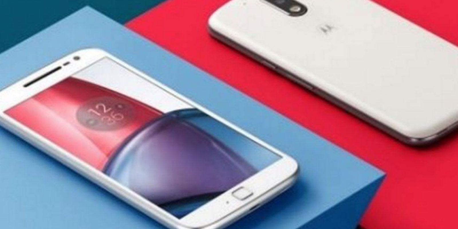 La cámara del Moto G 4 Plus compite con la del iPhone 6s Plus. Foto:Motorola/Lenovo
