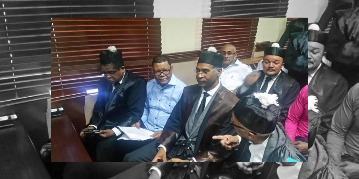 Ratifican prisión preventiva contra Arsenio Quevedo y Ericson de los Santos