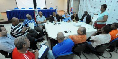 COD pasa revista a preparación de la delegación Río