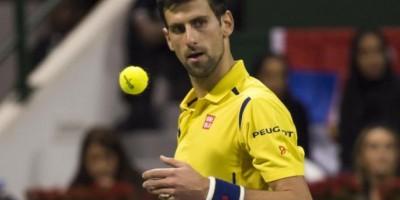 Novak Djokovic  dice que la  presión es un desafío en Roland Garros