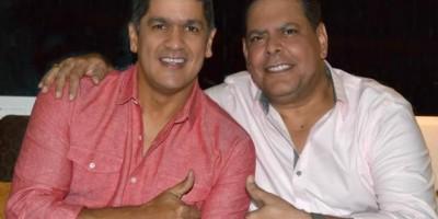Eddy Herrera y Fernando Villalona honran el bolero