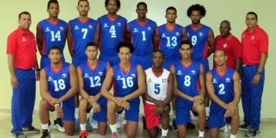Selección voleibol masculino sale este jueves a Copa Panamericana en México