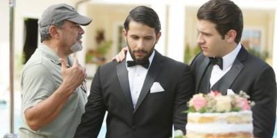 Alfonso Rodríguez concluye rodaje  película El Encuentro