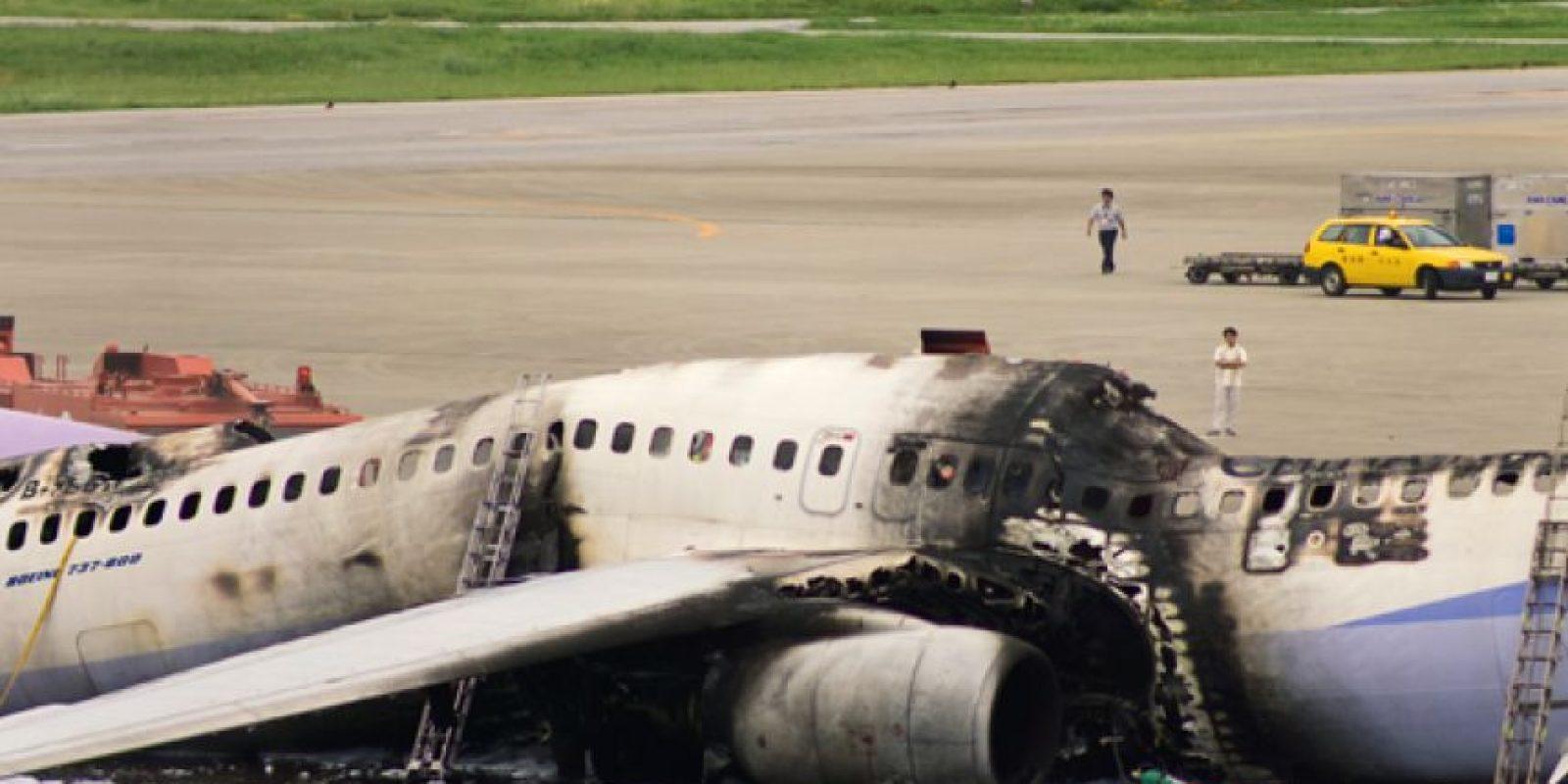 Un error del piloto cobró la vida de 264 personas. Accidentalmente presionaron un botón para aterrizar minutos después de haber salido del aeropuerto Nagoya. Piloto y copiloto no pudieron resolver la situación. Foto:Wikipedia