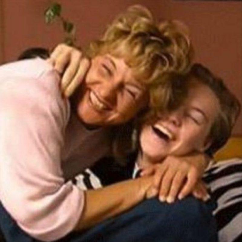 Ella es la fiel acompañante de Leonardo DiCaprio: Su madre Irmelin Indenbirken Foto: Vía facebook.com/Irmelinidenbirkendicaprio