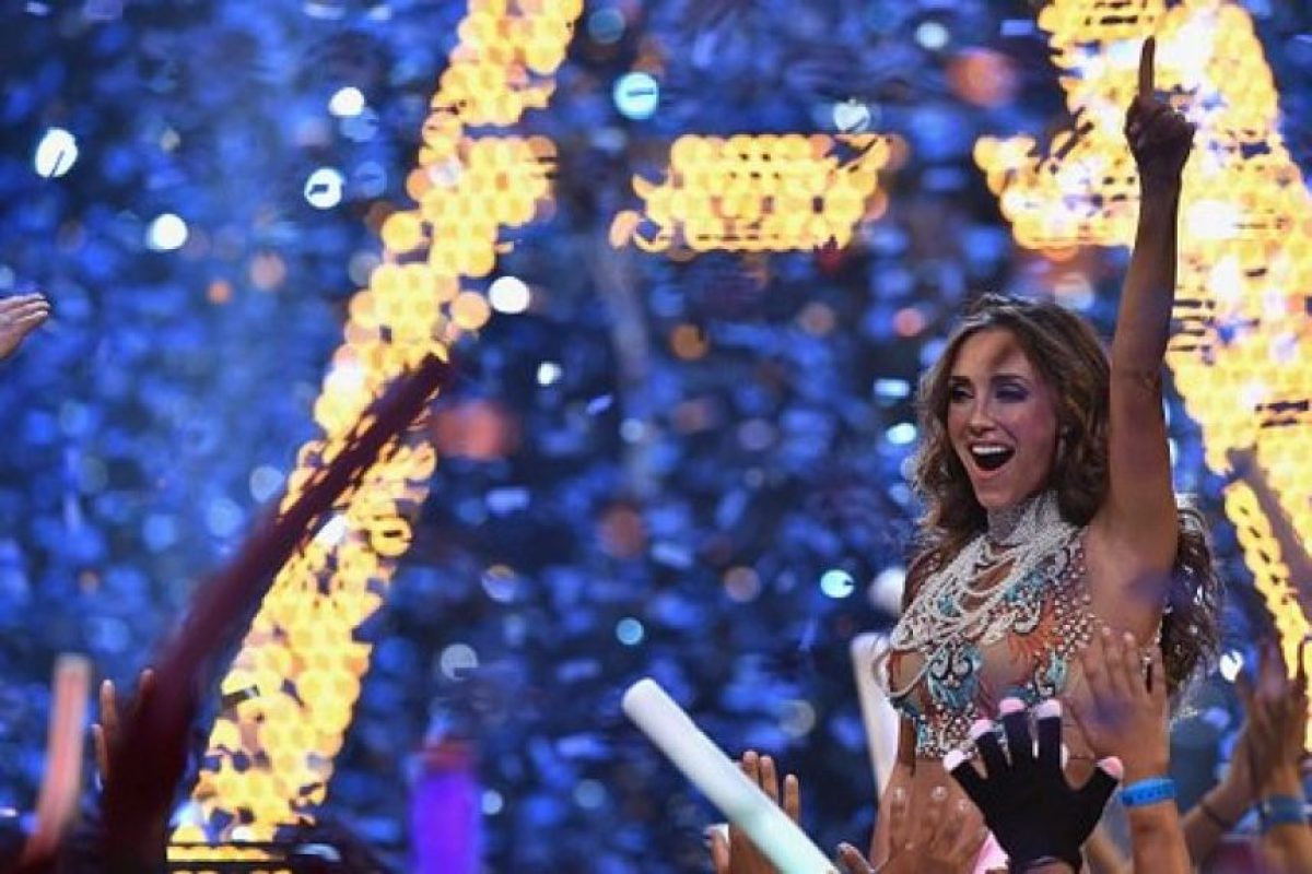 """Este año lanzó su nuevo álbum """"Inesperado"""" Foto:Getty Images"""