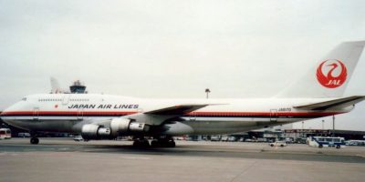 El 12 de agosto de 1985 el vuelo 123 de Japan Airlines se impactó en el Monte Takamagahara debido a una falla técnica: 520 personas perdieron la vida. Foto:Wikipedia