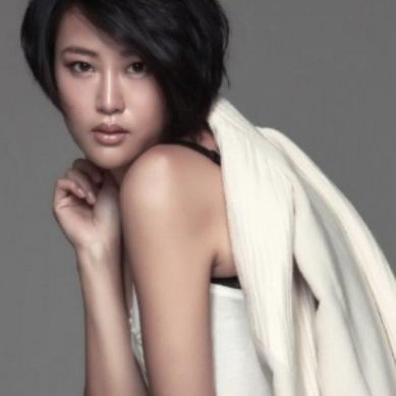 Así lucía la modelo de 25 años antes de morir Foto:Vía Weibo