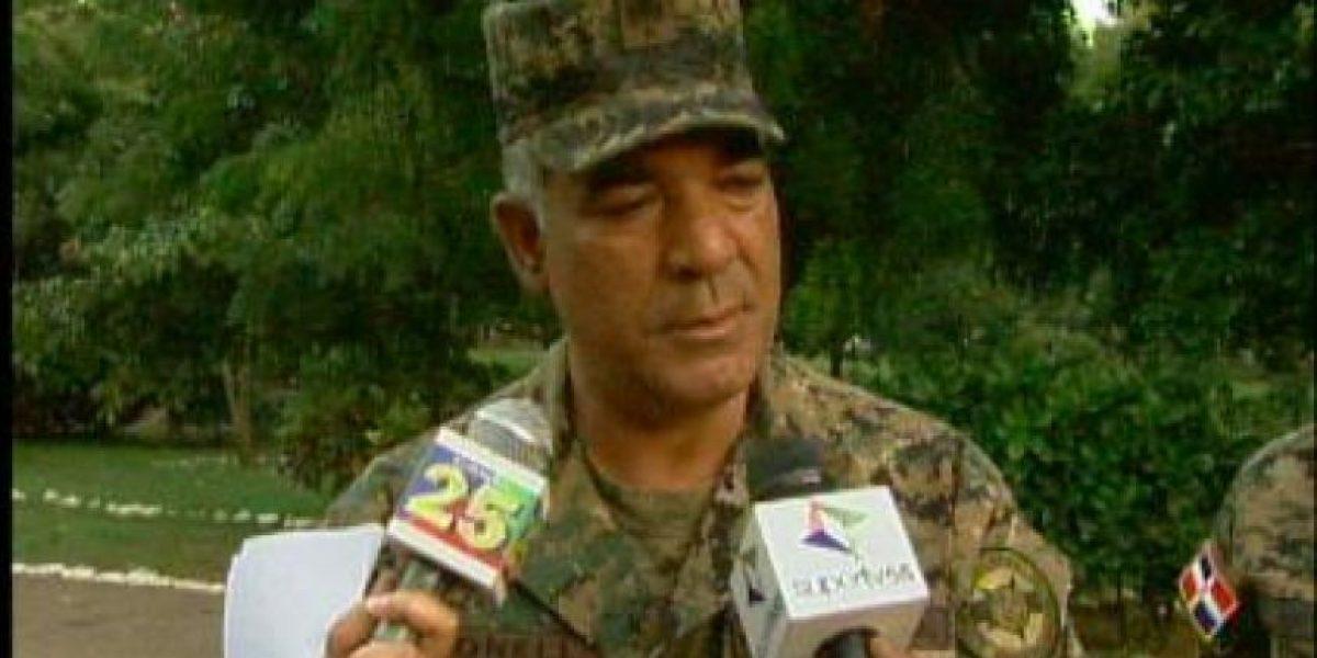 General del Ejército niega participación en asesinato oficial Fuerza Aérea